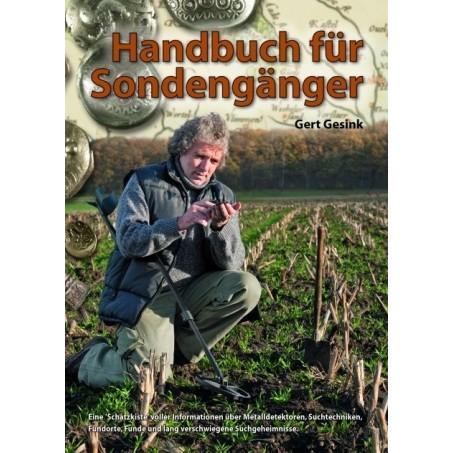 Handbuch für Sondengänger 4. Auflage 2019/2020 + 20 neue Seiten