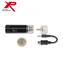 XP Deus / ORX Notlader mit LED Aufsatz