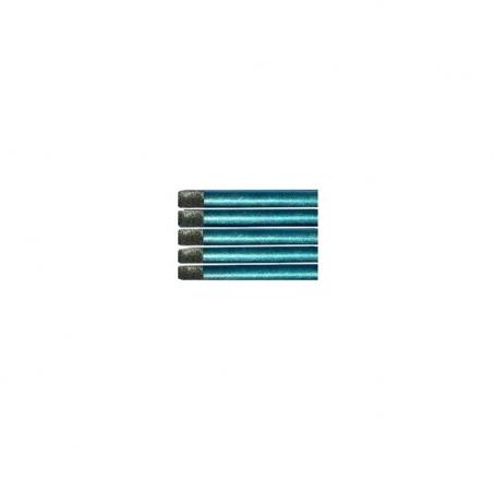 5x Ersatzminen für Polierstift (Münzen, Relikte, Abzeichen uvm)