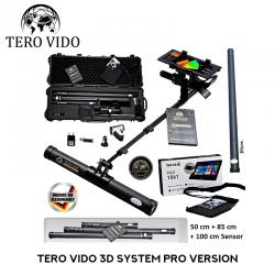 Tero Vido 3D System Pro Version 3D Bodenscanner Metalldetektor