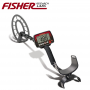 Sparset Fisher F44 + Quest   X-Pointer + Deteknix Diamond Digger