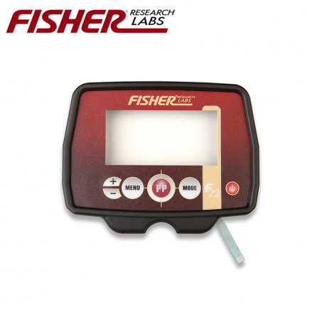 Fisher Bedienpanel (Touch-Pad) für F22