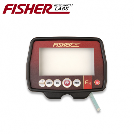 Fisher Bedienpanel (Touch-Pad) für F44
