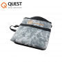 Minelab Equinox 800 Multifrequenz Metalldetektor + Pro Find 35 Pinpointer + Quest Fundtasche + Quest Grabungsmesser