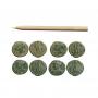 Restauration Komplettset für Bodenfunde (Münzen, Relikte, Abzeichen uvm)
