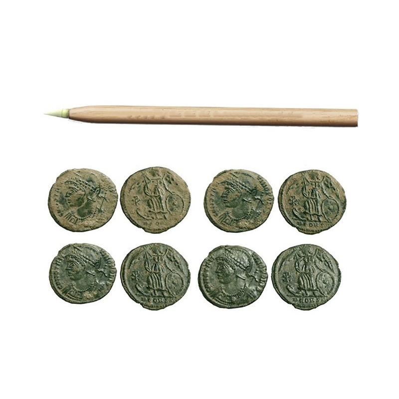 Fiberglas Reinigungsstift Restauration (Münzen, Relikte, Abzeichen uvm)